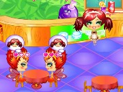 Fairy Cafe Game