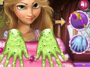 Rapunzel Party Ideas Game