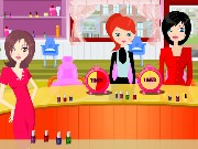 Nail Design Salon Game