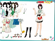 Slim and Pretty Dress Up Game