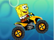 Spongebob Atv Racing Game