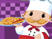 Spagetti Carbonara Cooking Game