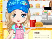 Fast Food Cutie Game
