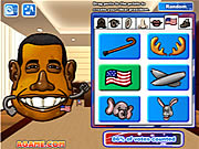 Potato President Game