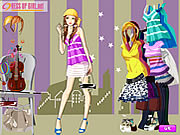 At Home Dressup Game