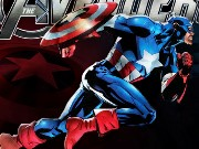 Captain America  The Avengers Game