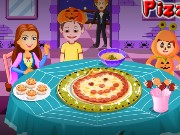 Jack O Lantern Pizza Game
