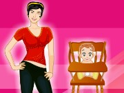 Brittany Brit Babysitting Room Game