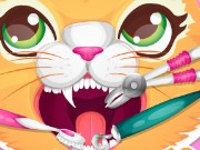 Precious Kitty Dentist Game