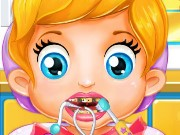 Baby Lizzie at the Dentist Game
