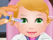 Baby Eye Care Game