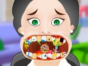 Crazy Dentist Tooth Game
