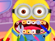 Minion at the Dentist Game