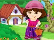 dora frühjahr mode spiel