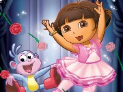 Dora Numbers Adventure Game