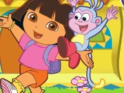 Dora Reach the Boots Game