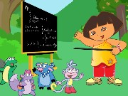 Dora The Teacher Game