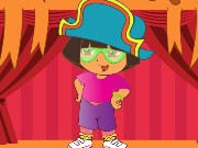 Dora on Stage Game