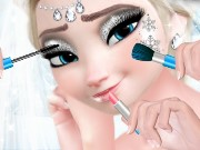 Elsa Wedding Makeup School Game