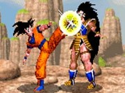 Dragon Ball Z Tournament Game
