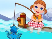 Baby Seven Fishing Tim Game