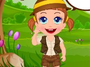 Baby Seven Forest Adventure Game
