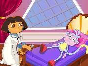 dora-help stiefel bone surgery spiel