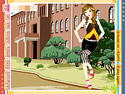 Girl Dressup 29 Game