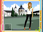 Girl Dressup 22 Game