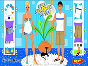 Cool Summer Style Game