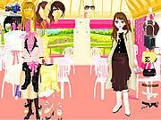 Maureen Dressup Game