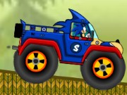 Sonic Truck Ride Game