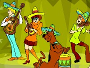 Scooby Doo Mariachi Machine Game