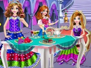 Princesses Tea Party Game