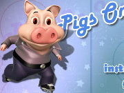 Pigs On Ice Game