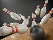GO Bowling Game