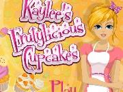 frutylicious cupcakes