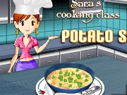Cooking Potato Soup Game