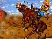 Bucking Bull Racing Game