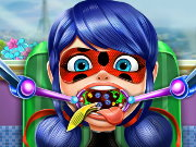 Miraculous Ladybug Throat Doctor Game