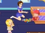 baby kindergarten spiel