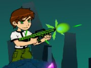 Ben 10 vs Aliens Game