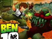 Ben 10 Time Attack Game