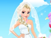 Elsa Wedding Salon 2 Game