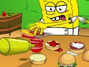 Spongebob Krabby Patty Game