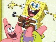 SpongeBob Krabby Katch Game