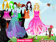 I Am Sweet Dressup Game