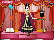 Aleina Magic Girl Dressup Game