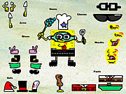 Sponge Bob Square Pants Dress up Game