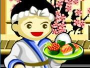 sushi-rush spiel